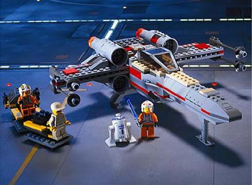 レゴ スターウォーズ 7140 Xウイング・ファイター
